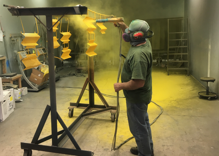 Blasting and Coating Technician
